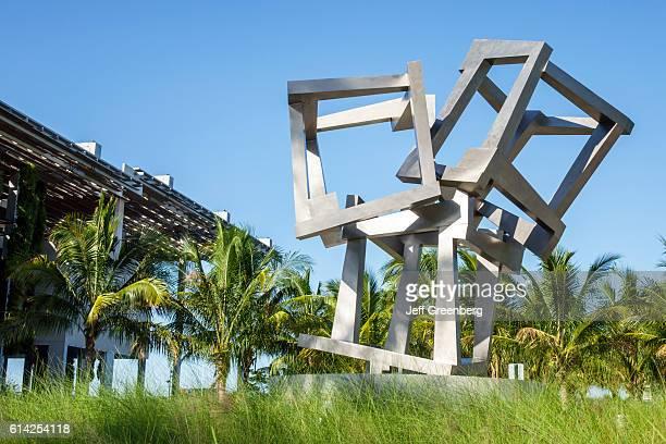 Sculpture in the Jorge M Perez Art Museum Miami