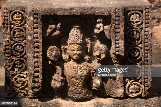 Sculpture, vaishnava temple, konark, orissa, india, asia