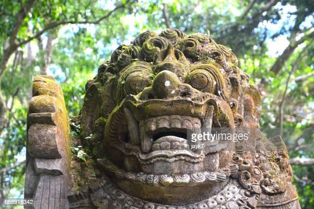 Sculptures Bali