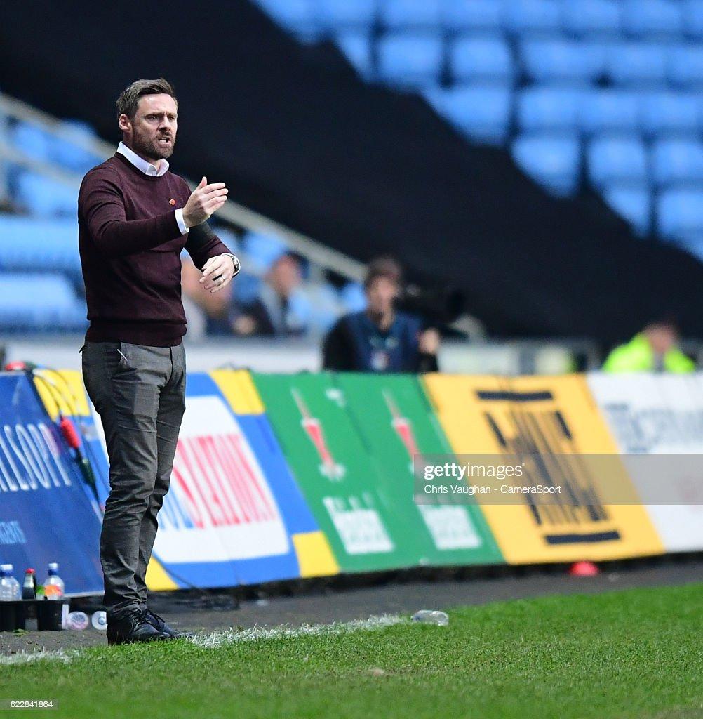 Coventry City v Scunthorpe United - Sky Bet League One