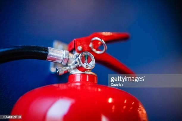 sécurité incendie - extincteur - fire stock pictures, royalty-free photos & images