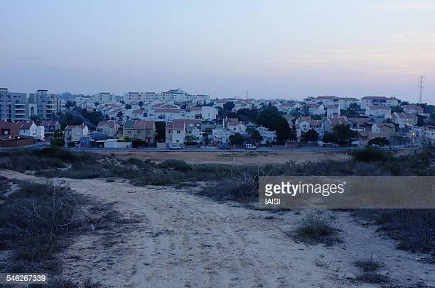 sderot in the western negev - スデロット ストックフォトと画像