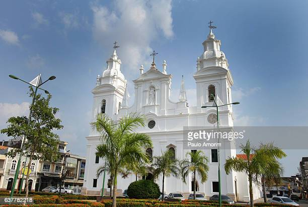 se cathedral neoclassical style in belém,brazil - para state stock pictures, royalty-free photos & images