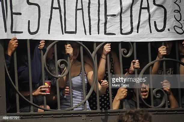 Se toma el comando de Bachelet
