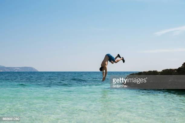 Sea Acrobatics