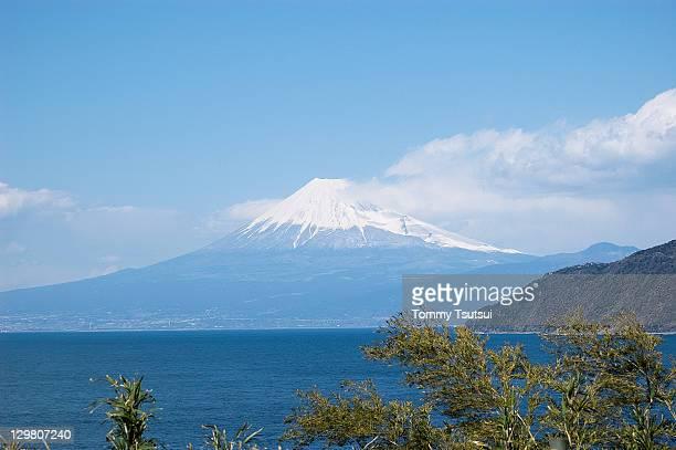 Sea and Mt.Fuji