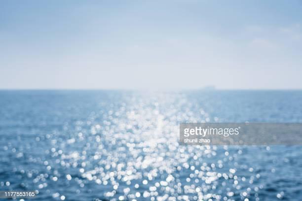 sea and wave - flouté photos et images de collection