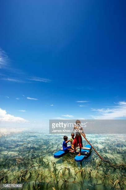Sea Bajau of Semporna