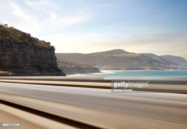 Sea Bridge Motion