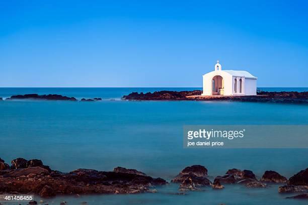 Sea Chapel at Georgioupoli