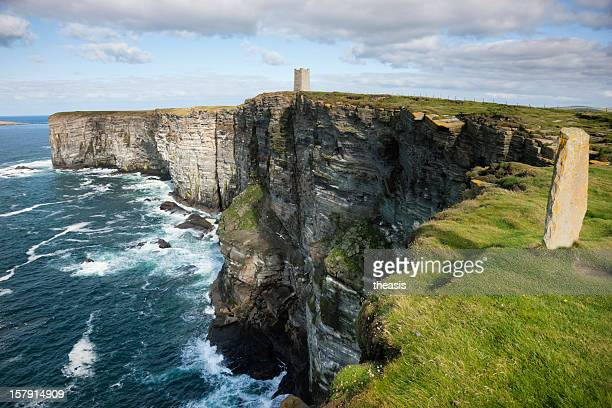Sea Cliffs at Marwick Head, Orkney