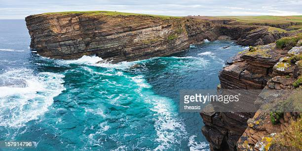 Sea Cliffs at Yesnaby, Orkney