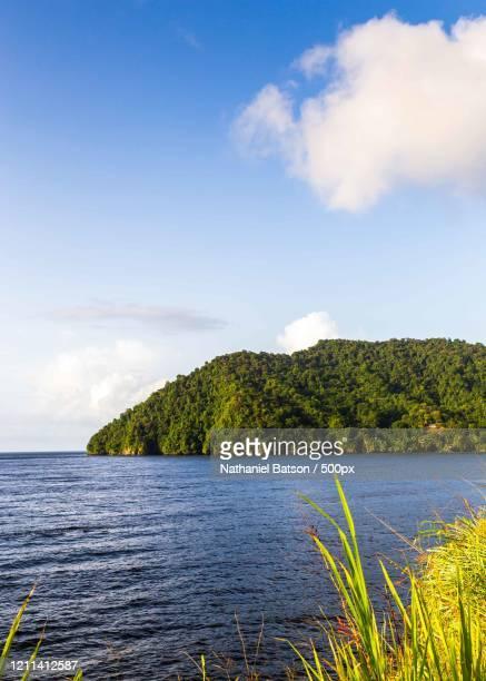 sea coast, maracas, arima, trinidad and tobago - paisajes de trinidad tobago fotografías e imágenes de stock