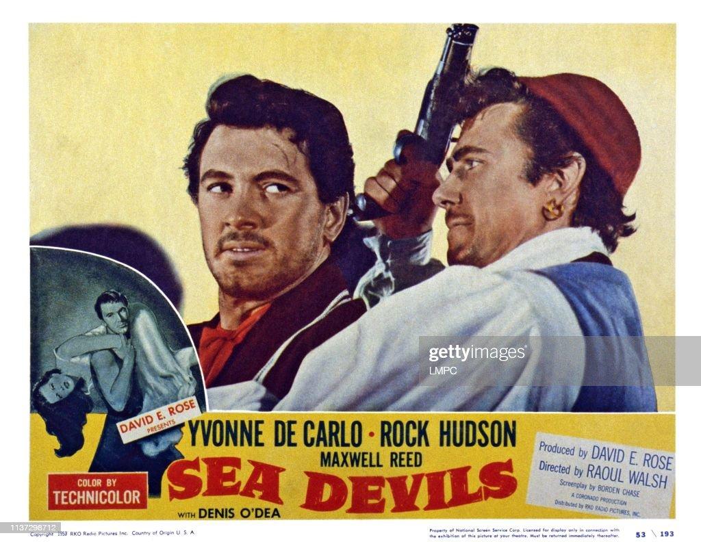 Sea Devils : News Photo