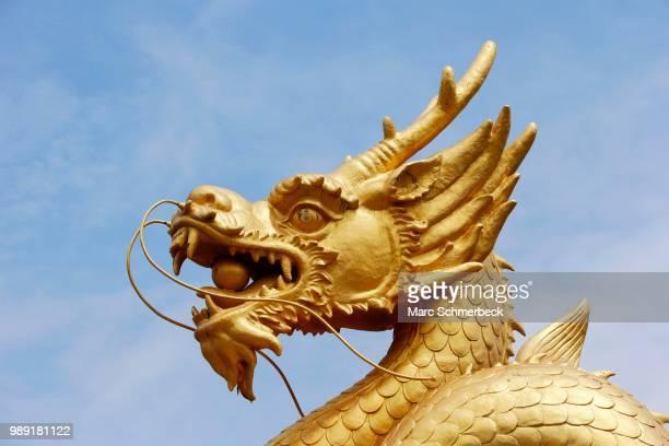 Sea dragon, Sea Dragon Monument, Phuket, Thailand