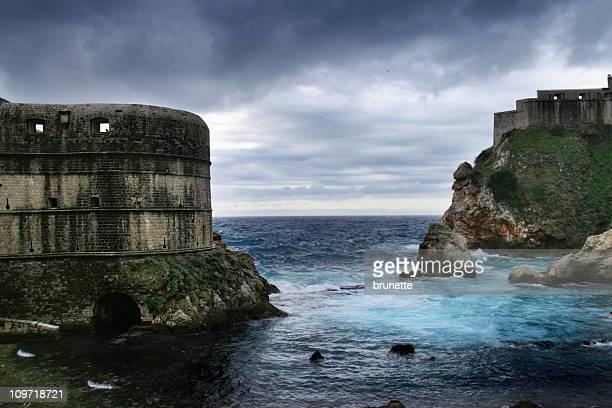 Sea fort