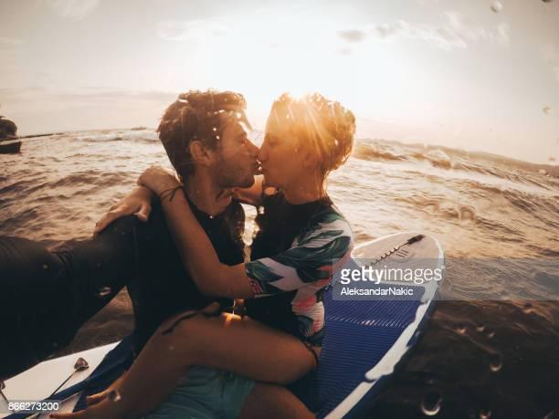 Beso al mar