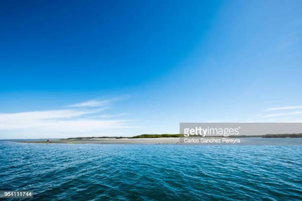sea landscape in mexico - メキシコ北部 ストックフォトと画像