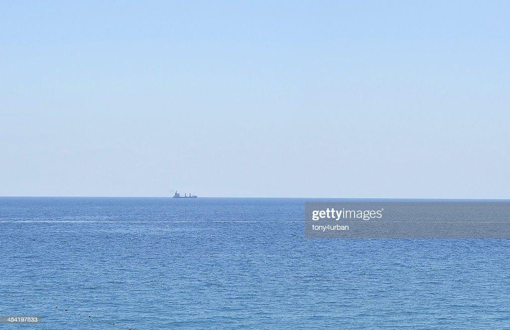 Paisaje de mar : Foto de stock
