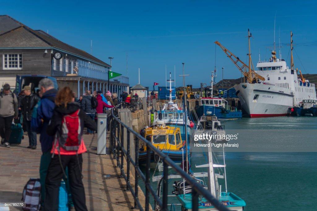 Sea & Landscapes of Historic, Luxury, Lifestyle Island travel : Stock Photo