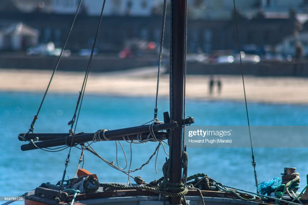 Sea & Landscapes of Historic, Luxury, Lifestyle Islands : Stock Photo