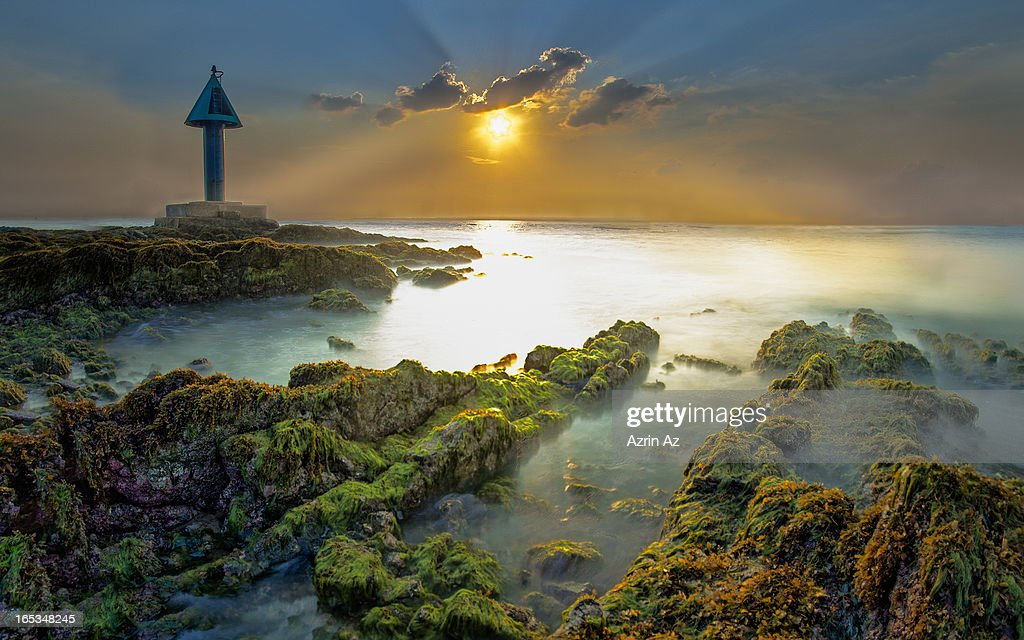 Sea of Light : Stock Photo