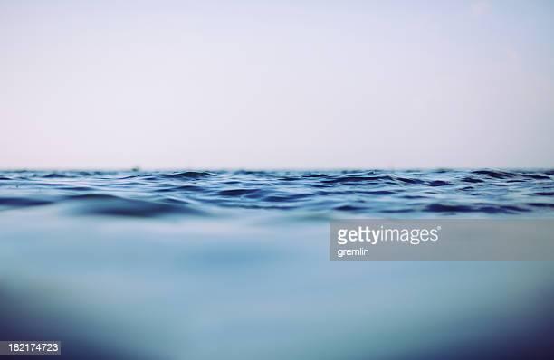 das meer - land in sicht stock-fotos und bilder
