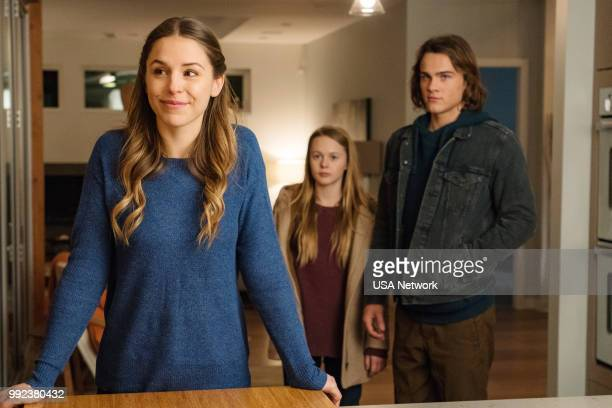 COLONY 'Sea Spray' Episode 310 Pictured Elise Gatien as Meadow Isabella CrovettiCramp as Grace Bowman Alex Neustaedter as Bram Bowman
