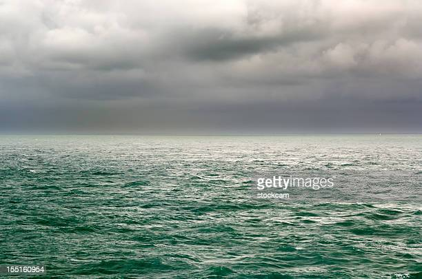 sea view - english channel stock photos and pictures