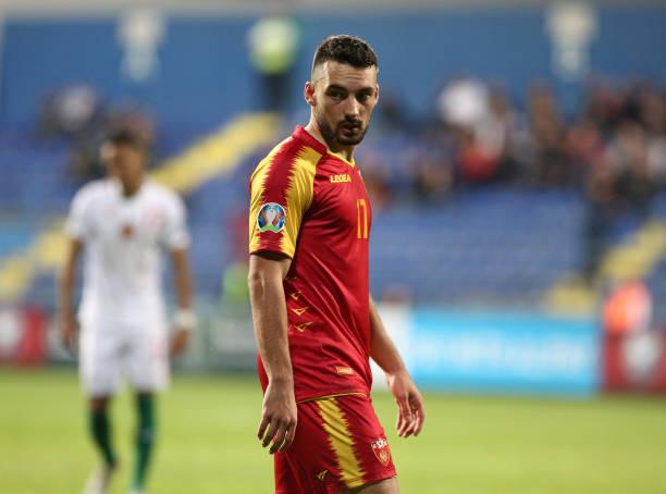 Montenegro v Bulgaria - UEFA Euro 2020 Qualifier