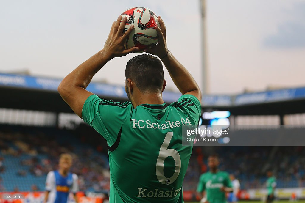 VfL Bochum v FC Schalke 04 - Pre-Season Friendly : News Photo