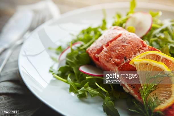 seafood - a delicious and beloved delicacy - low carb diet stock photos and pictures