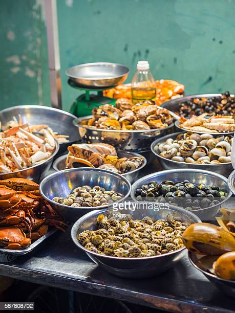 Seafood in Ho Chi Minh