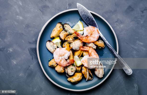 seafood - seafood stock pictures, royalty-free photos & images
