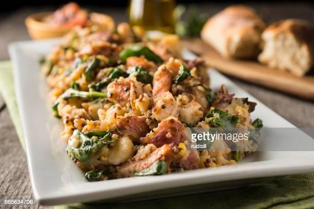 Seafood Potato Salad