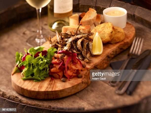 Seafood Pub Platter