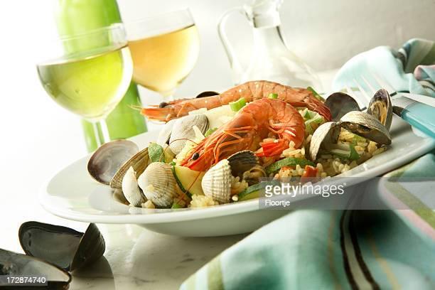 SeafoodStills: Risotto
