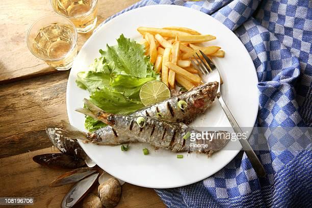 SeafoodStills: Sardine