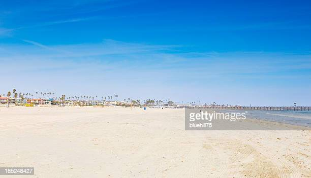seal beach, ca - seal beach stock pictures, royalty-free photos & images