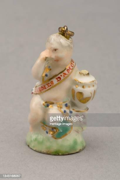 Seal, Chelsea, 1750/70. Artist Chelsea Porcelain Manufactory.