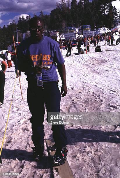 Seal during Board Aid Lifebeat Benefit 3151995 at Big Bear California United States