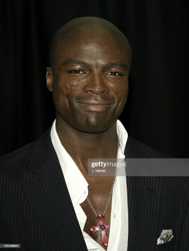 Seal during The Bogart Tour For A Cure at The Kodak Theatre in Hollywood, CA, United States.