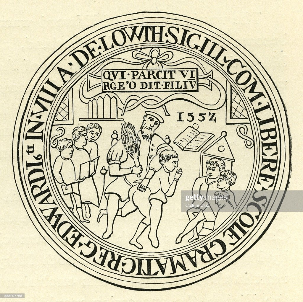 Seal of Louth Grammar School : Nieuwsfoto's
