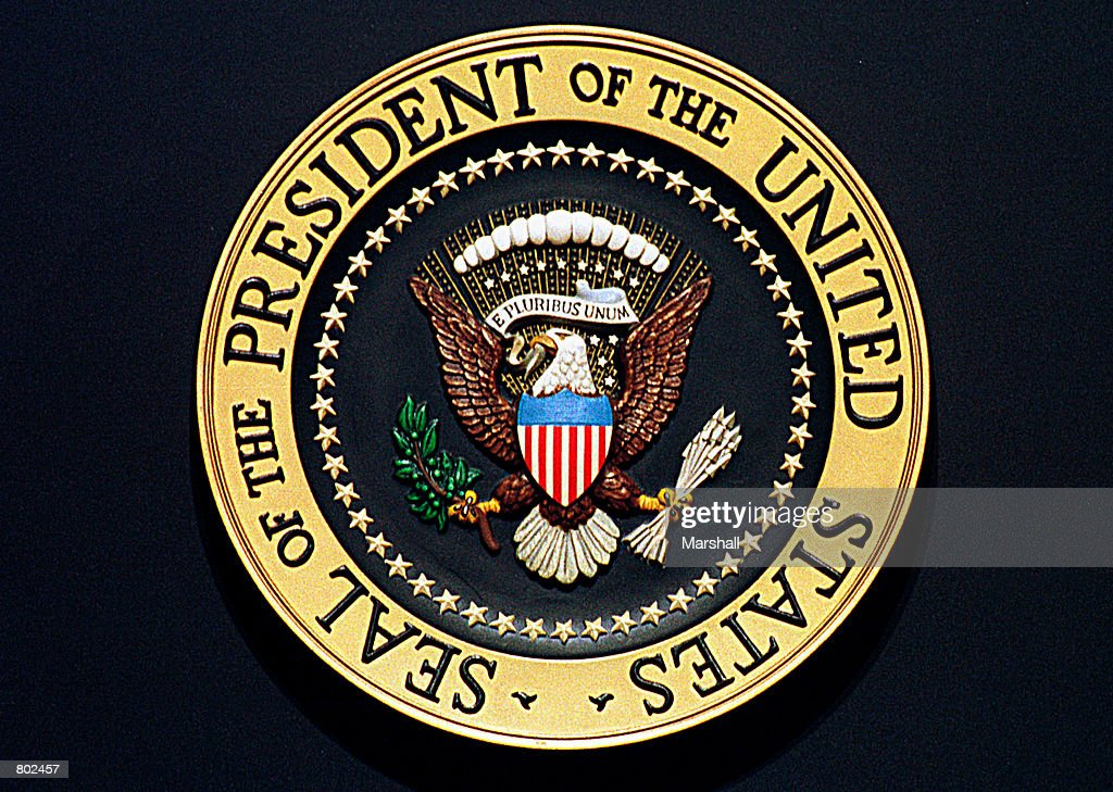 Presidential Seal Stock Photos And Pictures