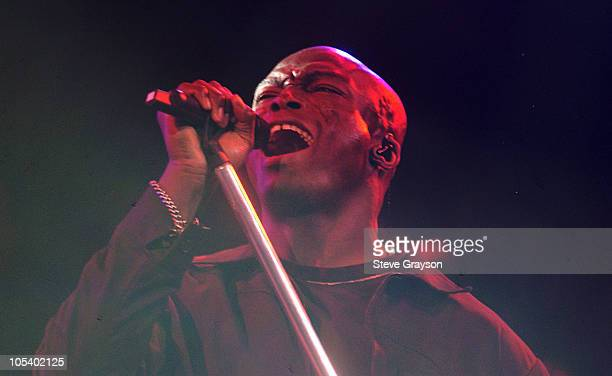 Seal performs at The House of Blues April 26 2004