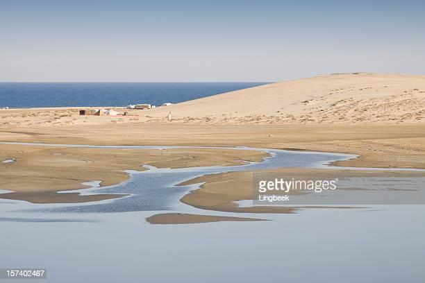 Sealine desert in Qatar