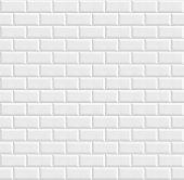 seamless ceramic tiles, white wall texture