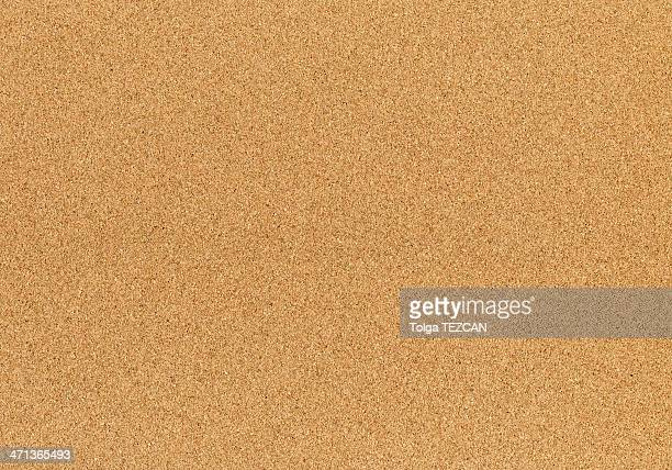 seamless cork texture - cork material stock photos and pictures
