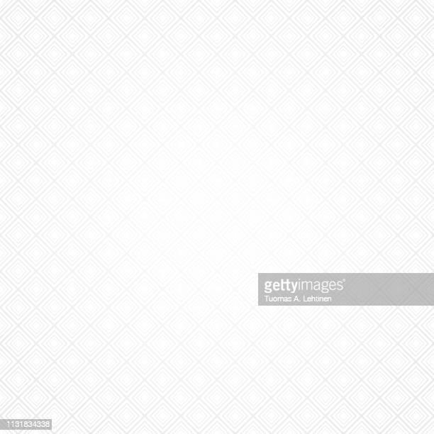 seamless gray rhombus pattern - 菱型 ストックフォトと画像
