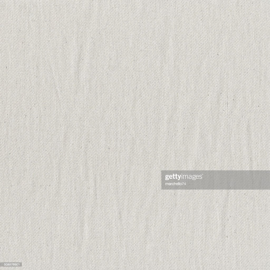 Seamless linen canvas background : Stock Photo